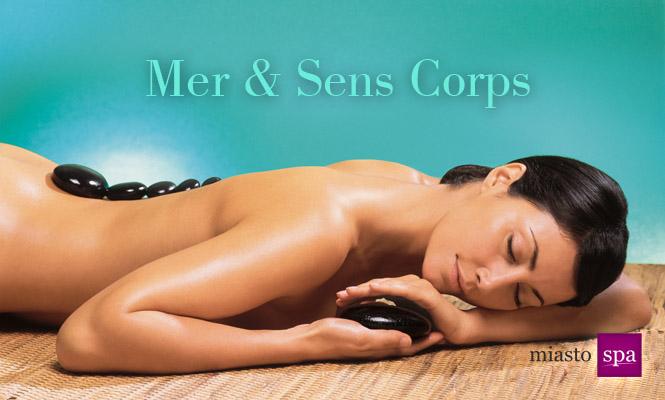 Mer & Sens Corps - Zabieg na twarz - Miasto SPA