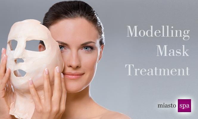 Modelling Mask Treatment - Zabieg na twarz - Miasto SPA