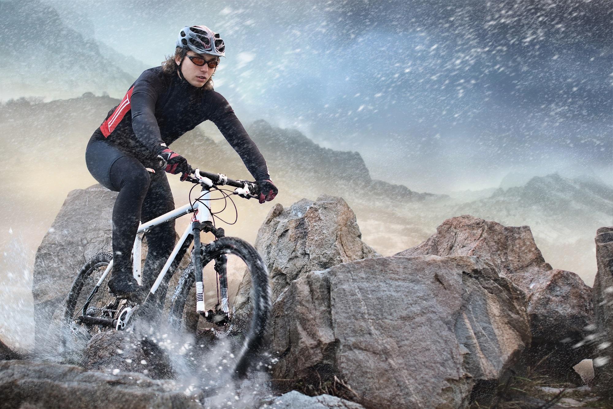 A może połączyć wizytę w SPA z męskim wypadem na górskie ścieżki rowerowe?